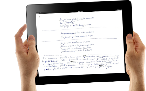 Entre la obra y el documento: fuentes digitales que revolucionan lainvestigación