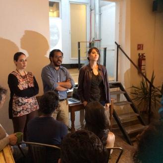 Presentación del Seminario itinerante