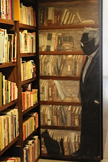 Ciudad de los libros, DF. Biblioteca Carlos Monsiváis