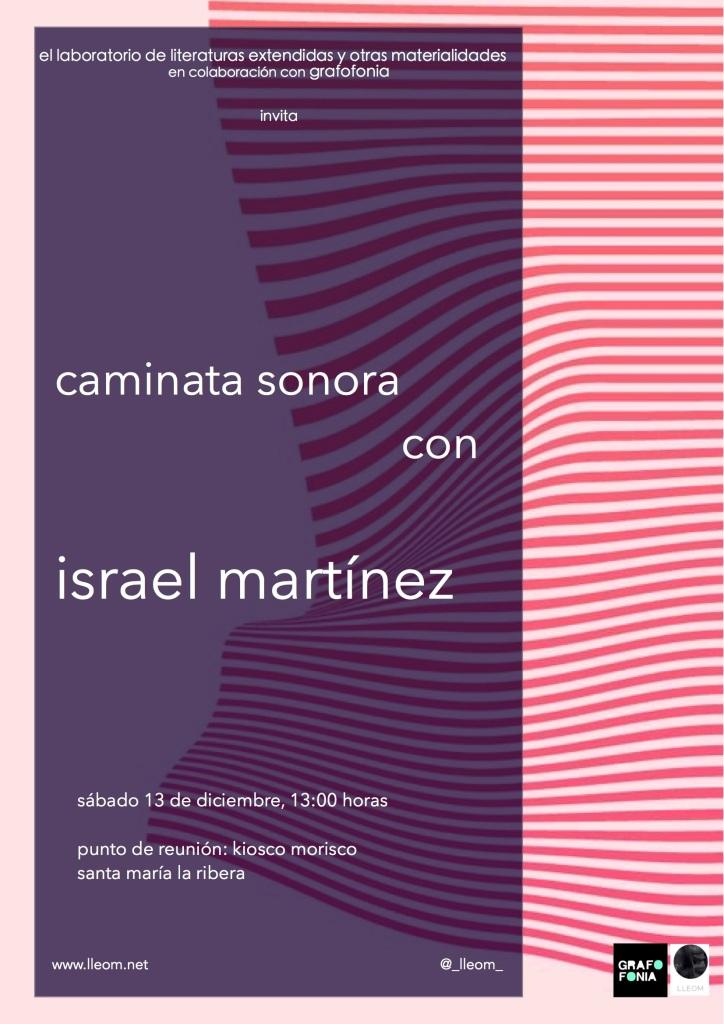 cartel Israel Martínez-2