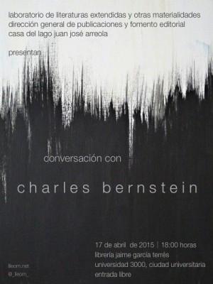 Conversación con CharlesBernstein