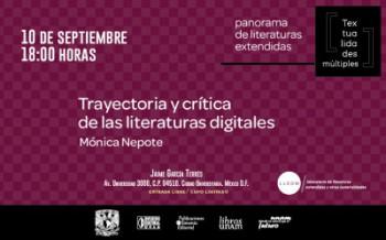 Trayectoria y crítica de las literaturasdigitales