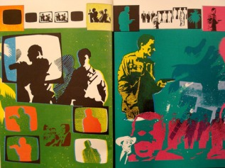Arte de-Raíz Reinvención-Búsqueda /  Consulta-diálogo internacional (Parte3)